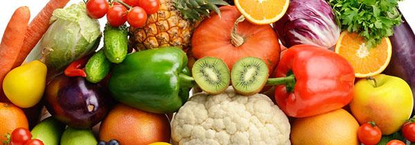 groentes tijdens dieet
