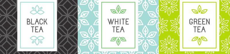 met groene thee afvallen