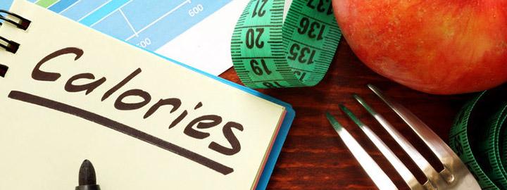 calorieen tellen en afvallen