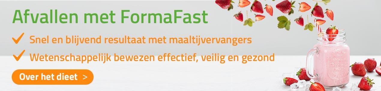 afvallen met FormaFast