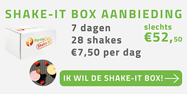 Shake-it Pakket